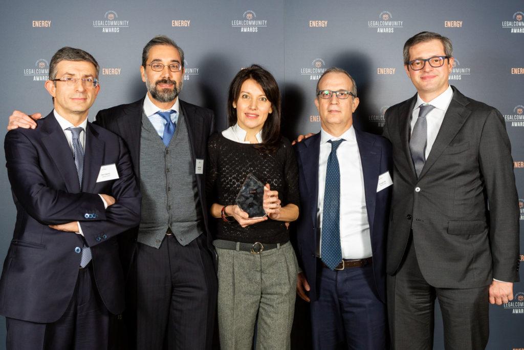 Studio avvocati con premio 2019